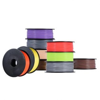 Colorful Filaments